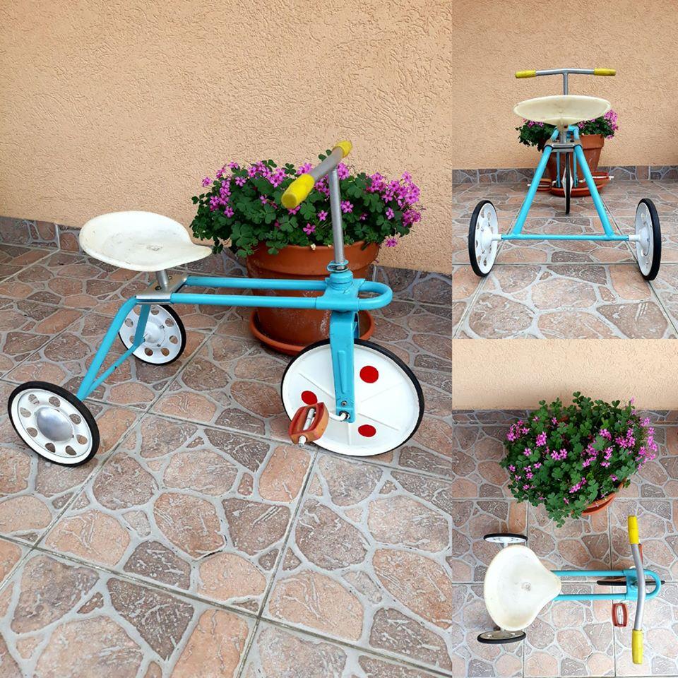 tricicleta veche