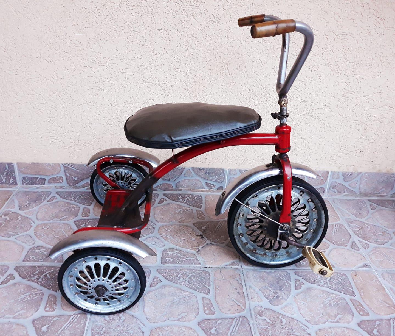 triciclete vechi romanesti