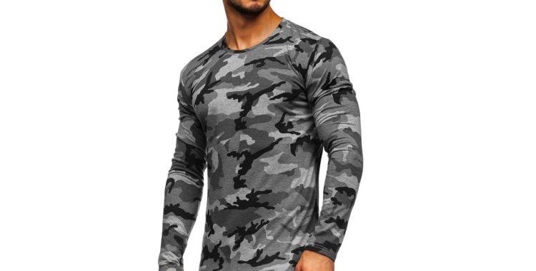 tricoul cu mânecă lungă