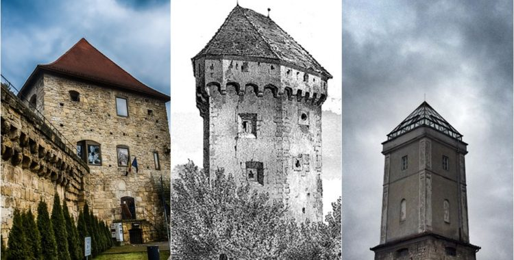 Turnuri și bastioane în Cluj