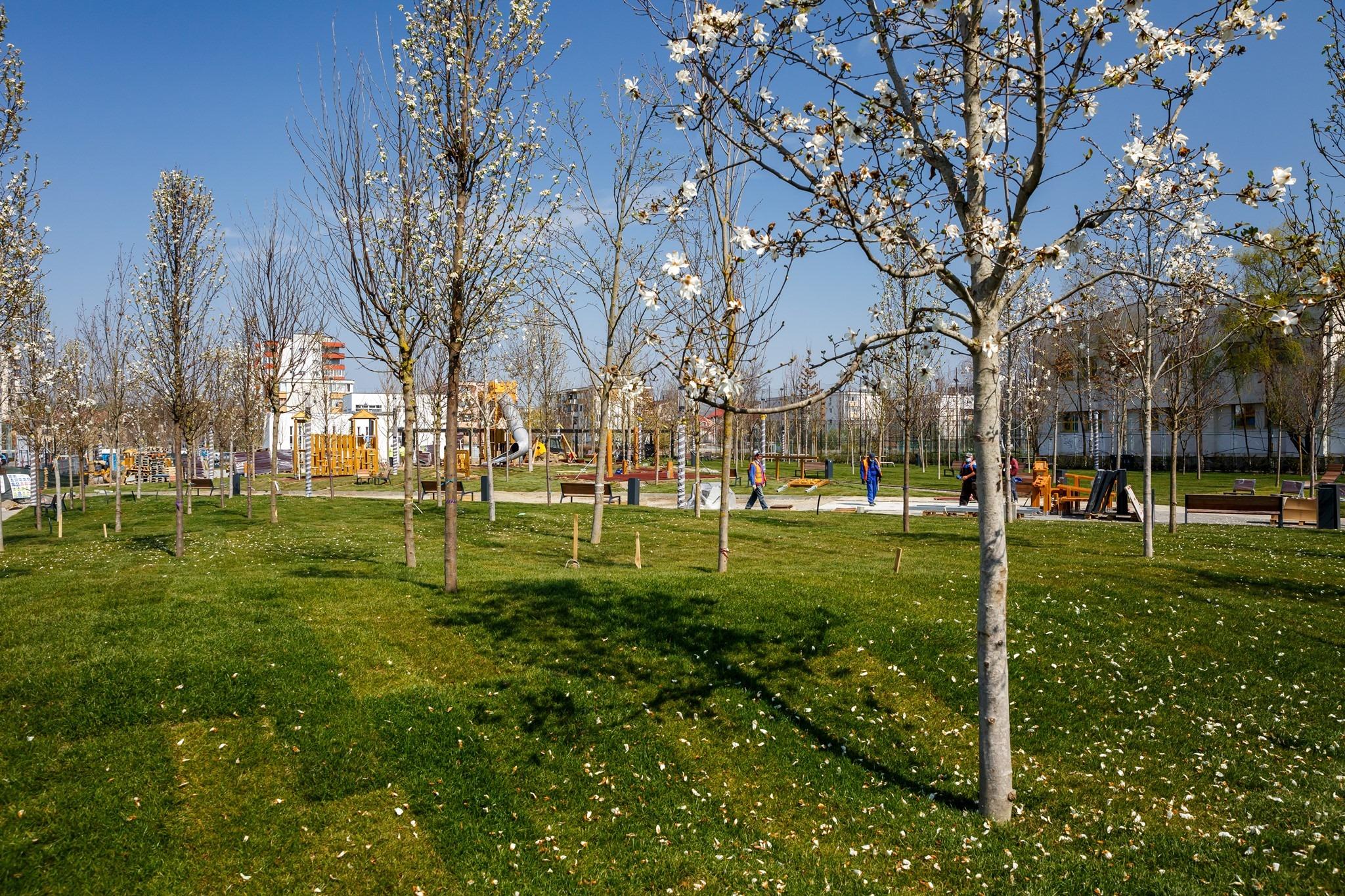 un nou parc