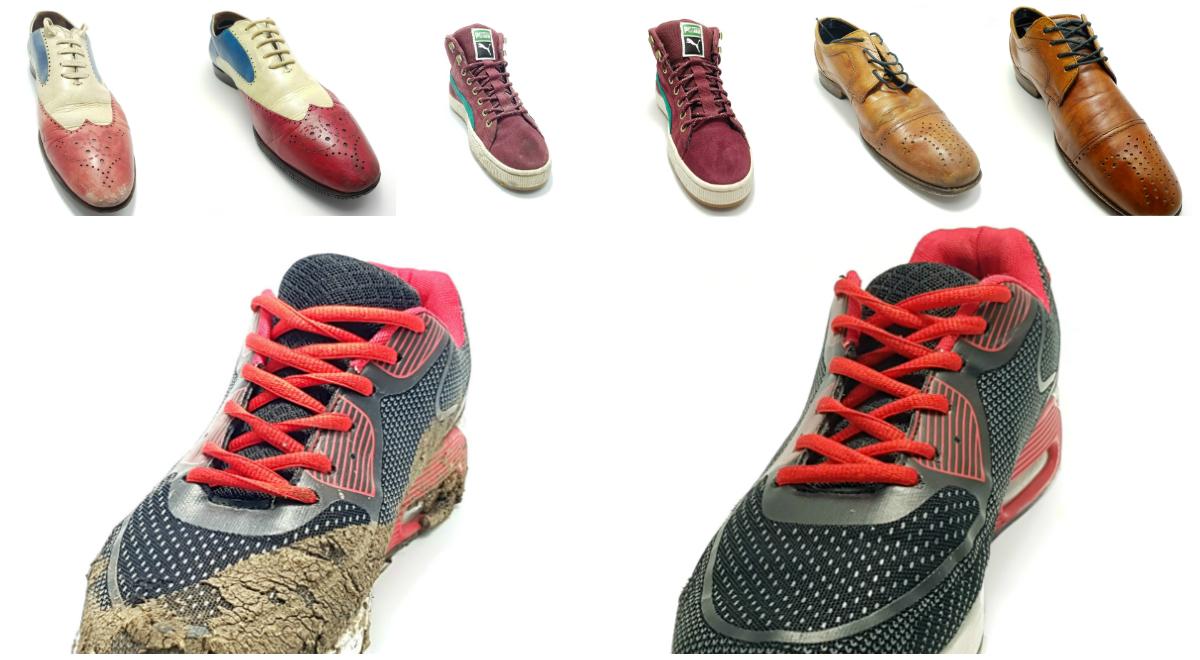 Un nou serviciu util Clean and Go: Curățarea pantofilor nu mai e o problemă