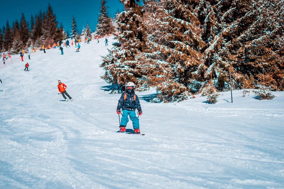 Unde mergem la schi în apropiere de Cluj?