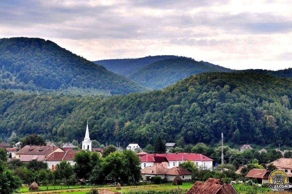 O perspectivă asupra comunei Ciucea