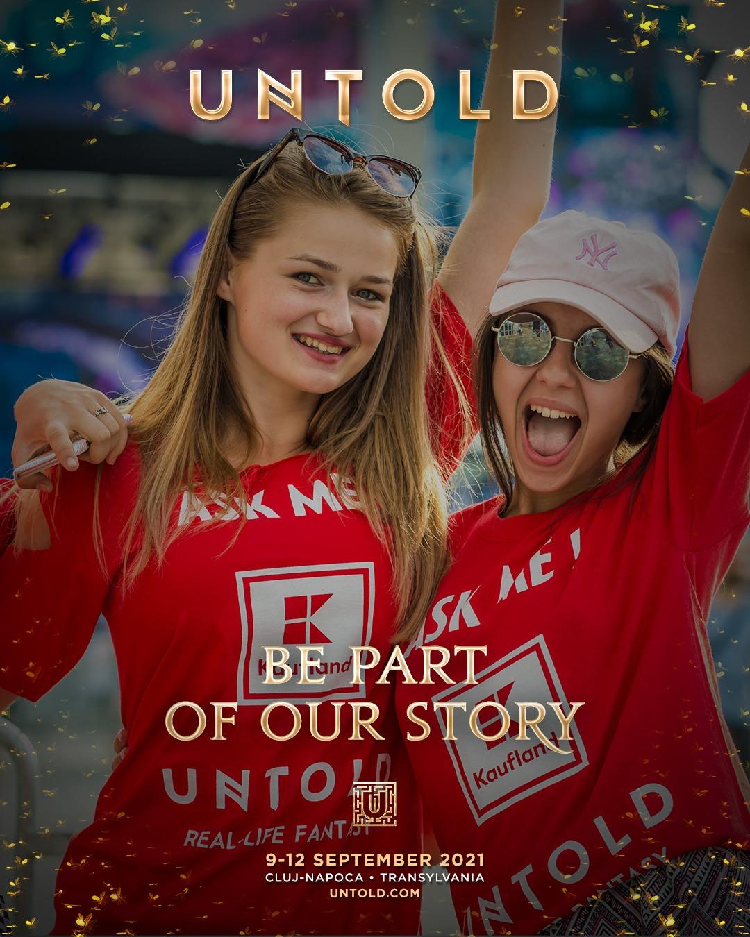 voluntariat untold 2021
