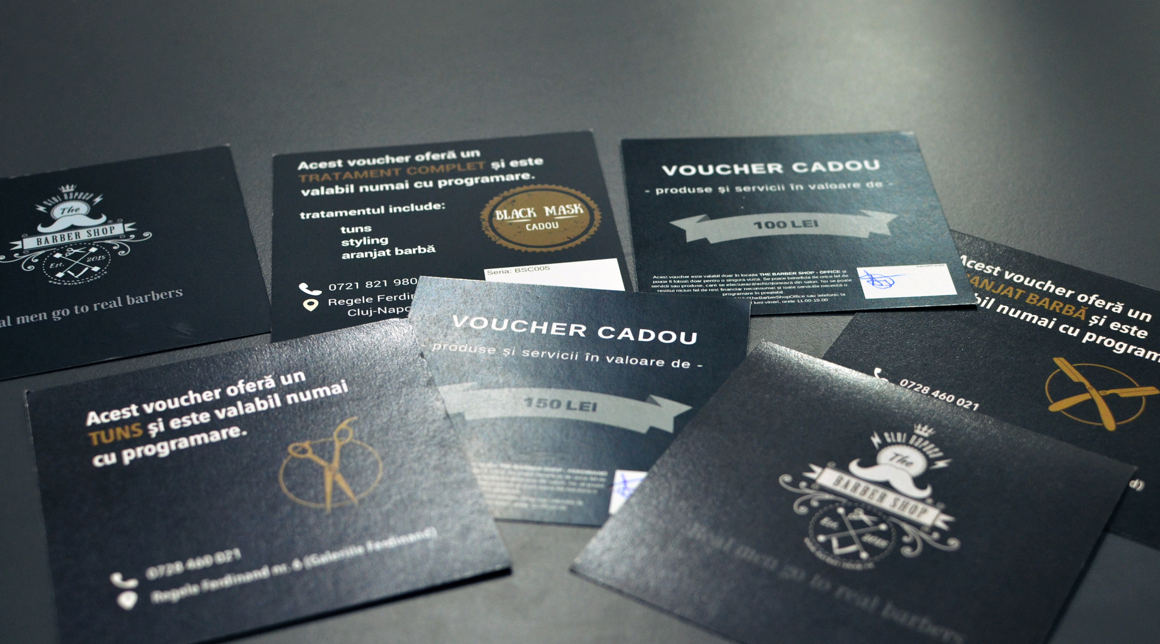 vouchere barber shop cluj