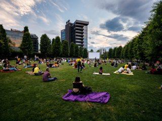 Weekend de toamnă, la Iulius Mall Cluj: proiecții de filme în aer liber, târg de nunți și surprize culinare