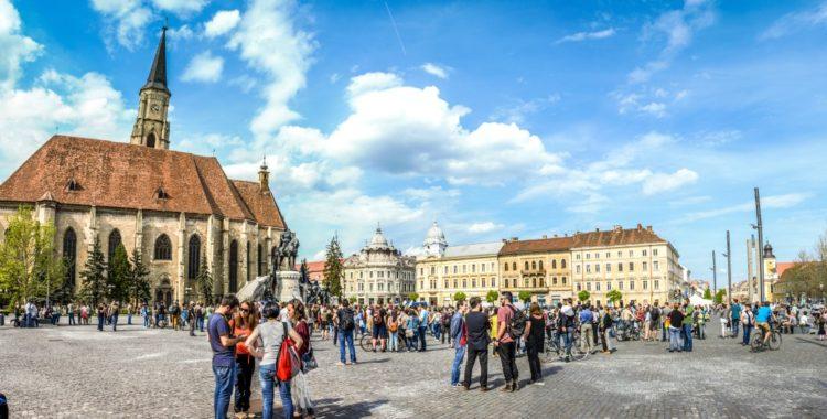 5 motive să vizitezi Clujul
