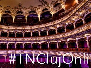 Ziua Porților Deschise online la Teatrul Național Cluj-Napoca