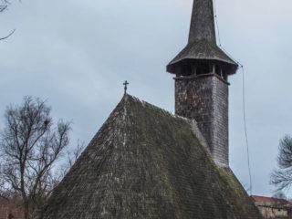 Biserica de lemn din satul Margine 1