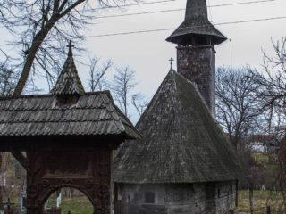 Biserica de lemn din satul Margine 2