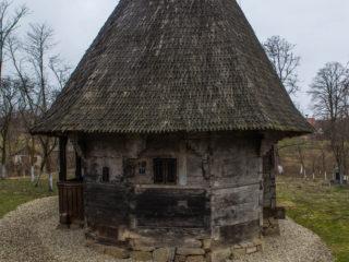 Biserica de lemn din satul Margine 4