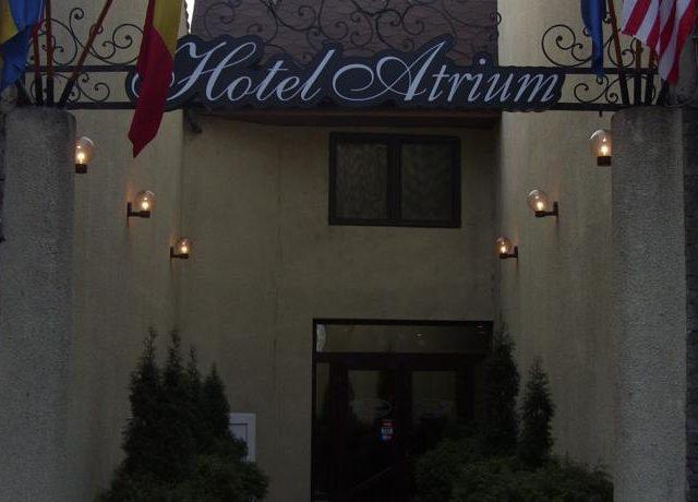 Hotelul Atrium