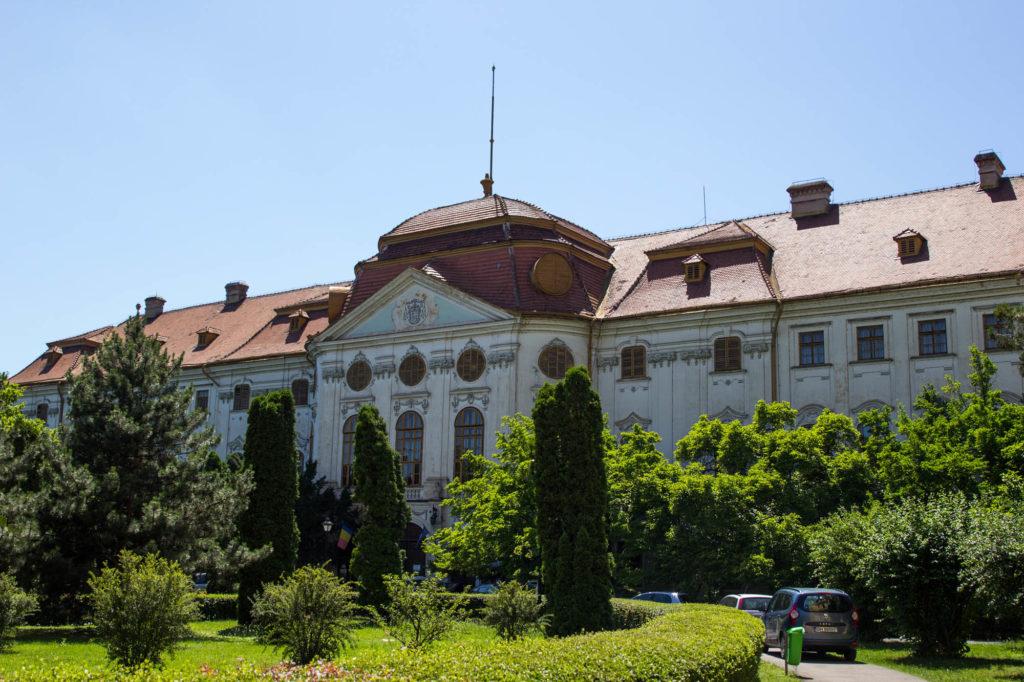 Palatul Episcopal Romano-Catolic Oradea Bihor (4)