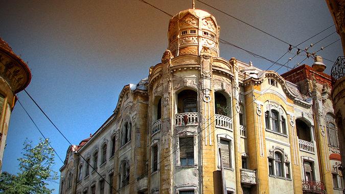Palatul Apollo Oradea, Alexandru Ion