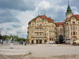 Palatele orașului Oradea
