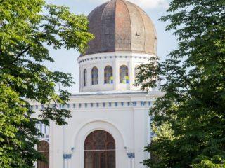 Sinagoga Neologă Sion din Oradea