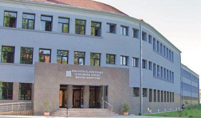 Biblioteca Județeană Gheorghe Șincai Oradea