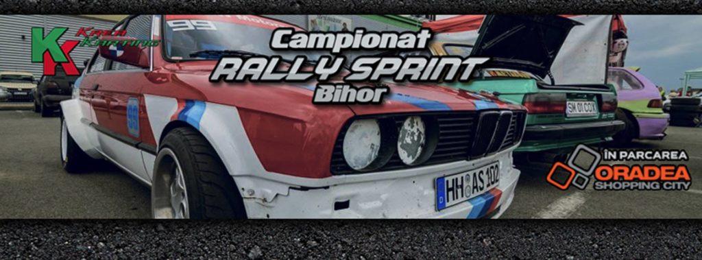 Campionatul Rally Sprint Bihor, etapa a III-a