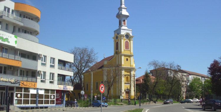Cartierul Seleuș Oradea