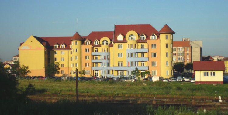 Cartierul Oncea Oradea