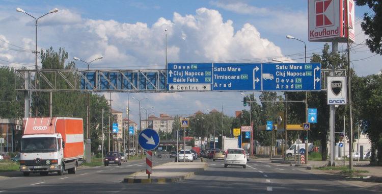 Cartier Zona Industrială Vest Oradea