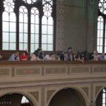 Concertul celor trei purceluși la Sinagoga Neologă Sion din Oradea