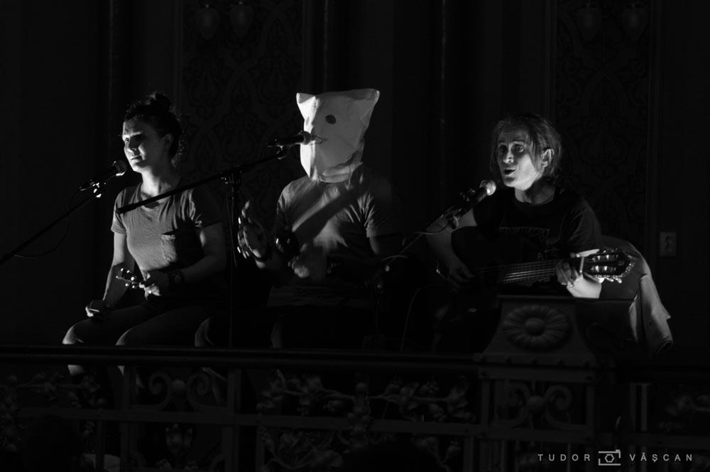Concertul celor trei purceluși