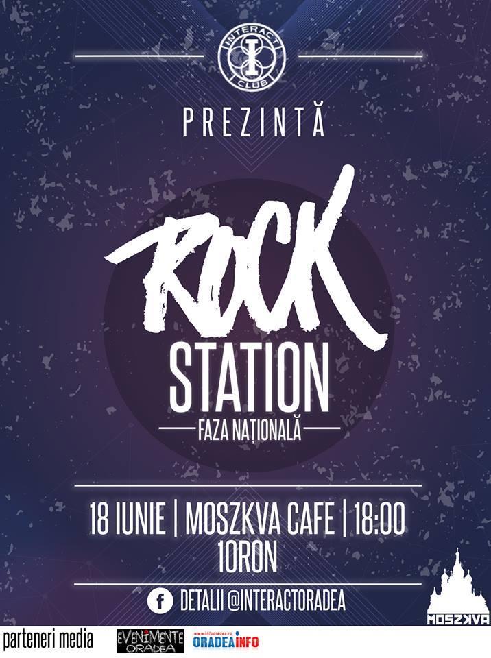 Rockstation Final Jam 2016, Interact Oradea