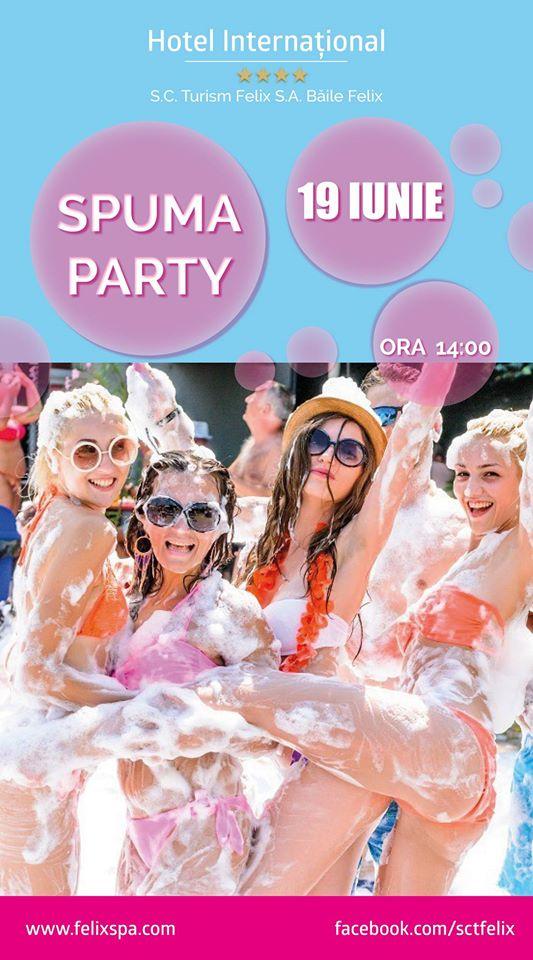 SPUMA Party Hotel International Oradea