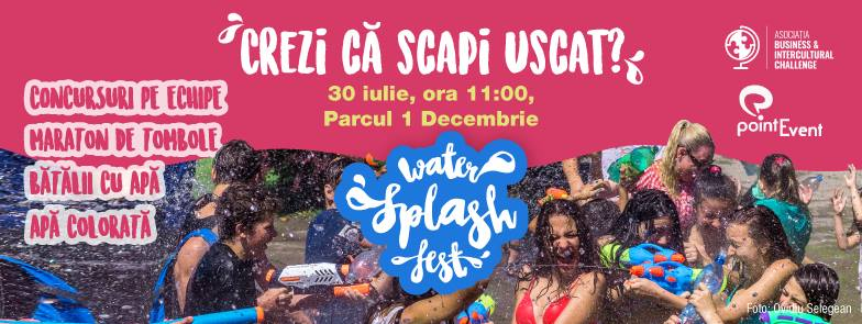 Water Splash Fest 2016 Oradea