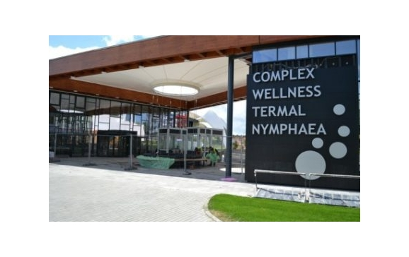 Aquapark Oradea este inaugurat