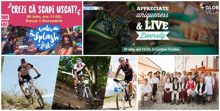 Ce poți face în săptămâna 25 - 31 iulie? - Ghid Local Oradea