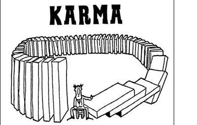 Karma și purificarea karmei, Salvia Oradea