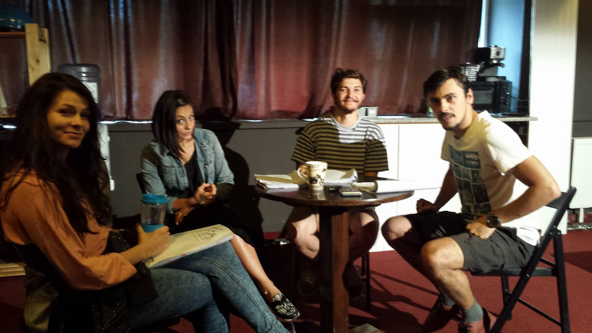 Avanpremieră - Reasons to Be Pretty, Studio Act Oradea