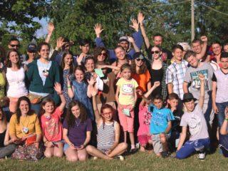 Maraton de dans caritabil pentru tabăra Yuppi, Oradea
