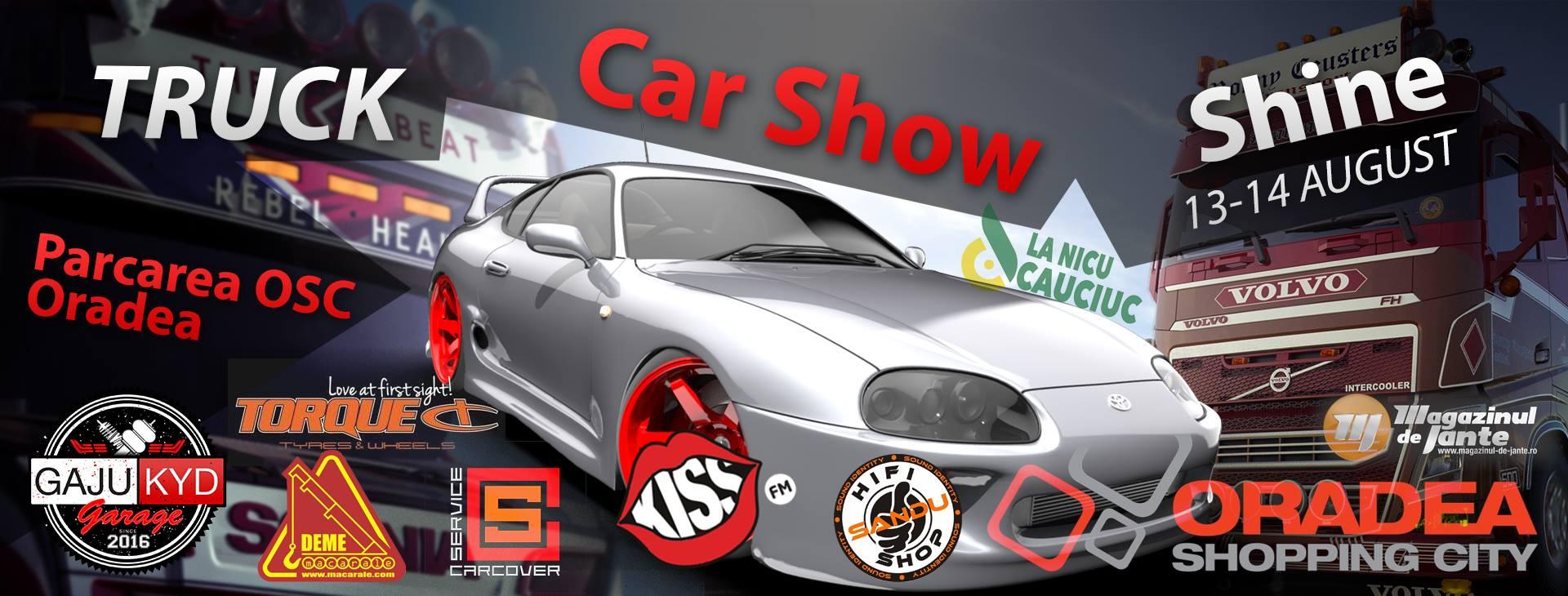 Car & Truck, Show & Shine, Oradea Shopping City