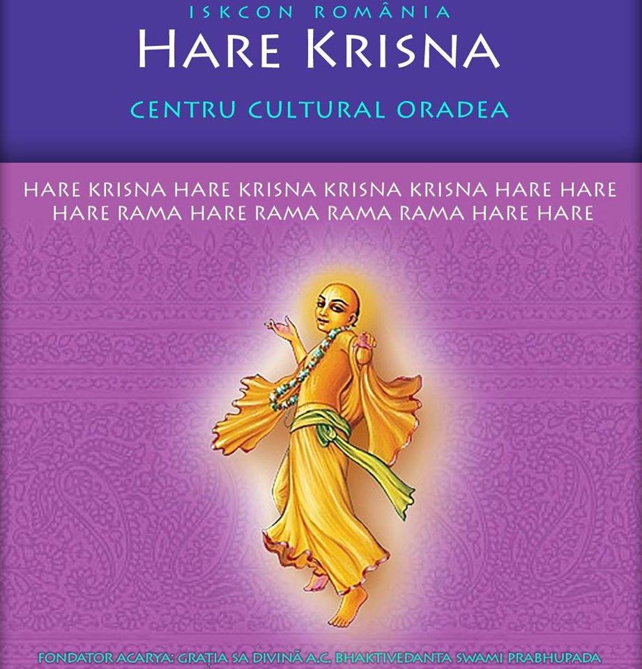 Bazele științifice și practice ale conștiinței de Krisna, Oradea
