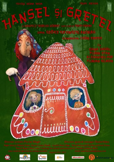Spectacol de teatru: Hänsel și Gretel