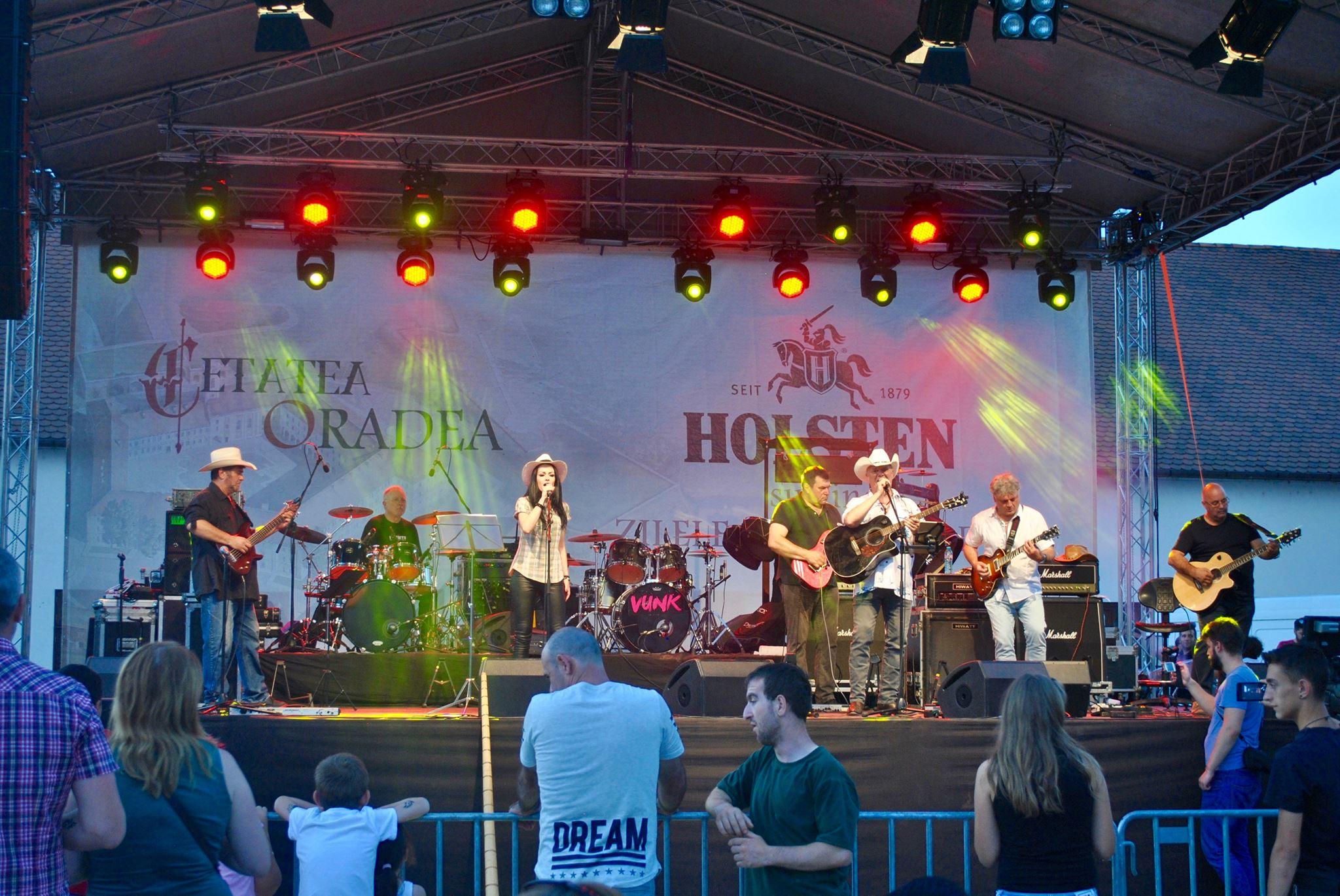 Hiroshima - Give Peace a Chance, Oradea
