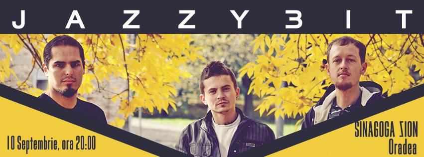 Concert JazzyBit în Oradea, jazz