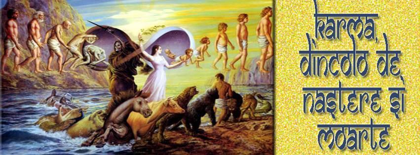 Karma, dincolo de naștere și moarte, Centrul Cultural Hare Krisna Oradea