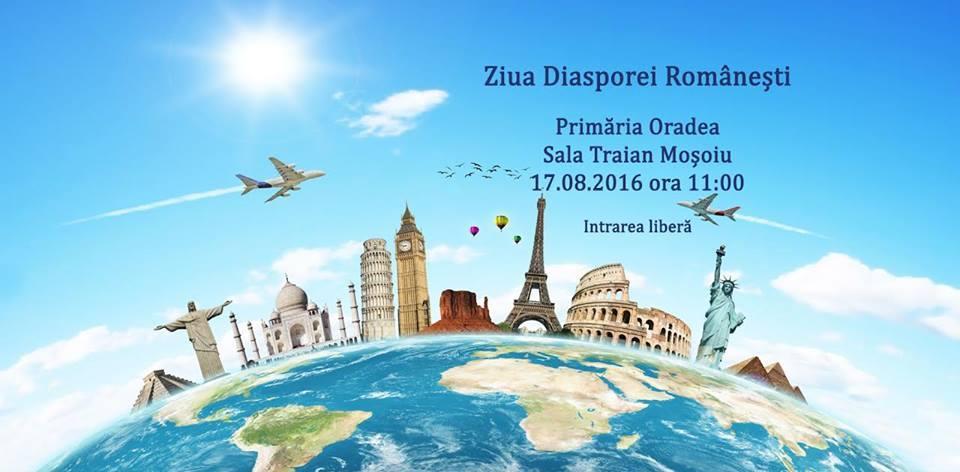 Ziua Diasporei Românești, Primăria Oradea