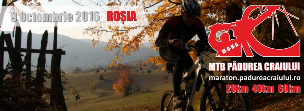 MTB Maraton Pădurea Craiului, localitatea Roșia, județul Bihor