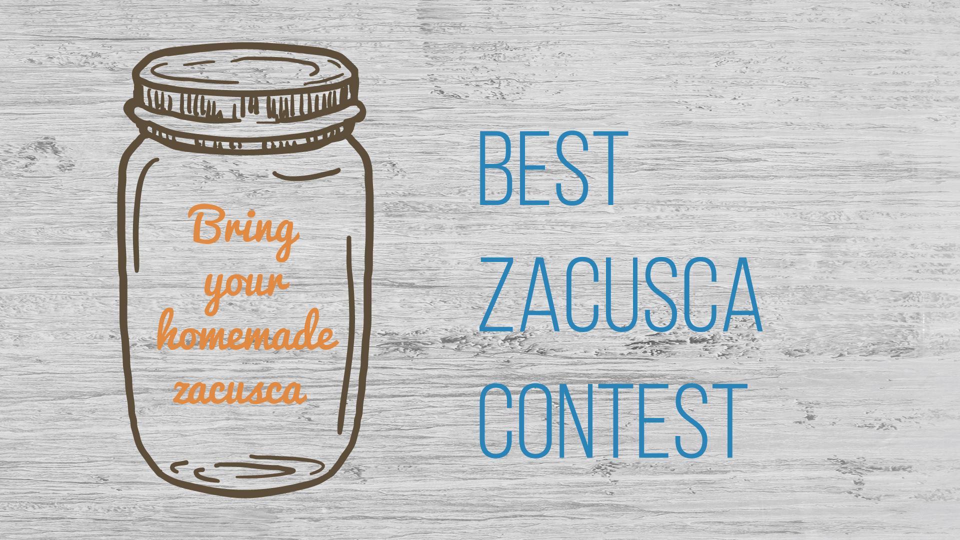 Best Zacuscă / Zakuszka Contest
