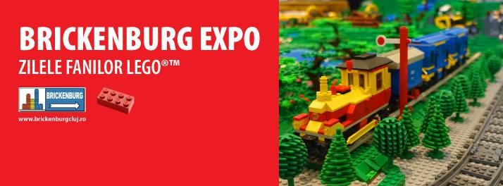 Brickenburg Expo: Zilele fanilor LEGO