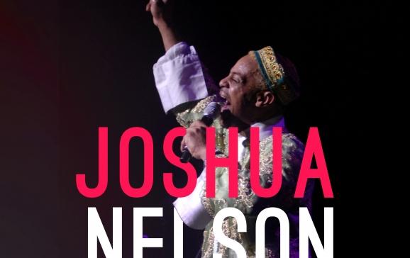 Joshua Nelson la Sinagoga Zion