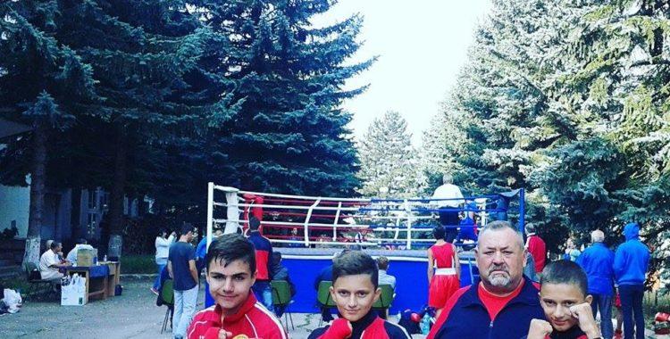 Câştigători la Cupa Lacul Roşu - Basti Box Salonta!