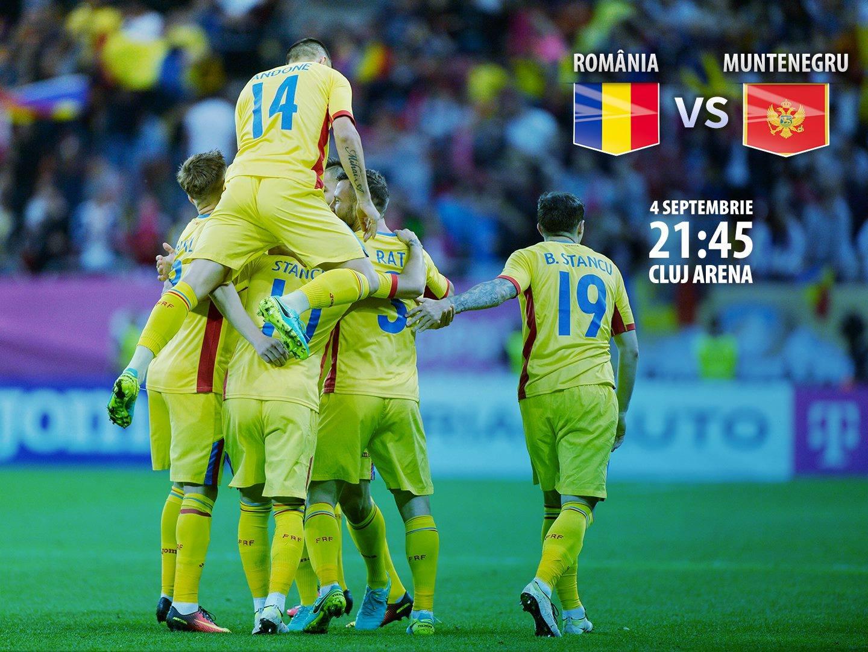 Fotbal: România - Muntenegru, Urban Place Oradea
