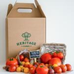 Toamna, comorile sale și Heritage Farms